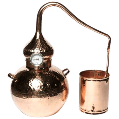5 Gallon Copper Alembic Moonshine Still Starter Kit - HowtoMoonshine