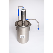 Blue Ridge - 5 Gallon Stainless Steel/Copper Stovetop Moonshine Still Kit