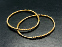 Load image into Gallery viewer, 14kt Gold Filled Mini Ball 2mm Stretch Bracelet SOLD OUT
