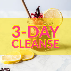 Change your Life Juice Cleanse