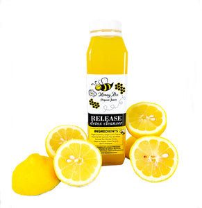 Honey Bees Organic Juices Release
