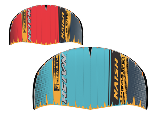 Naish Wing Surfer 4.0 Complete