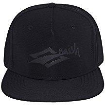 Naish Black Diamond Script Snapback Cap