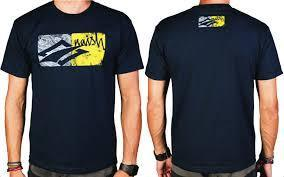 Naish Boxes T-shirt Navy