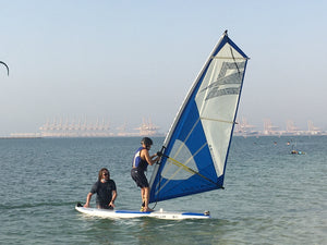 Windsurfing Lesson Refresher