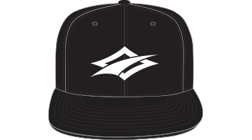 Naish Diamond Snapback Cap-Black