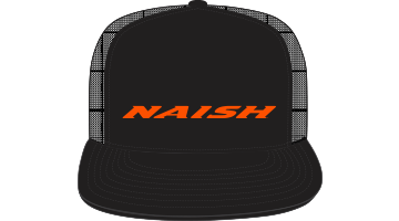 Naish Trucker Cap-Black