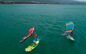 Learn to Wingsurf - Wingfoil Lessons with Blue Ocean Sports