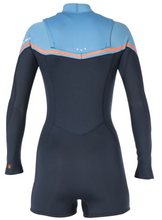Load image into Gallery viewer, Prolimit Fire Sunset Shorty Freezip Longarm Wetsuit