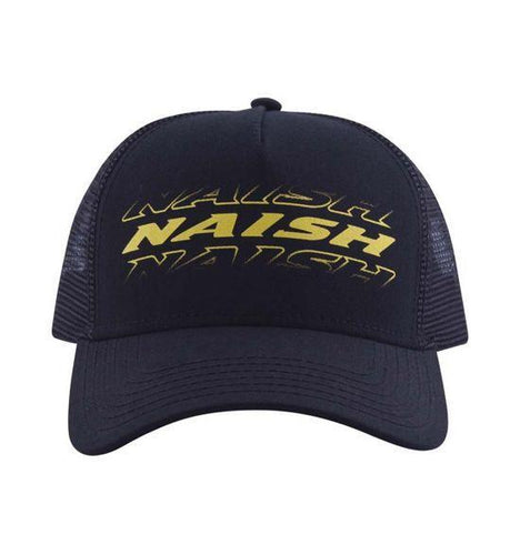 Naish Black Trucker Hat Mk 2