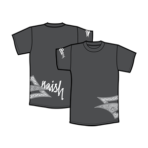 Naish Polynesian T-shirt Black