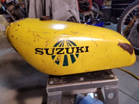 1975 Suzuki TM Tank Decal Set