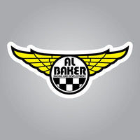 Al Baker Racing and Development Decal - 4""