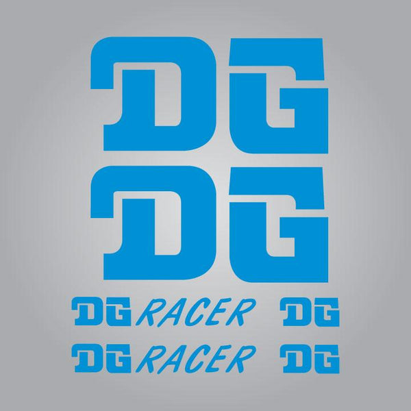 DG Racer Decal Sheet