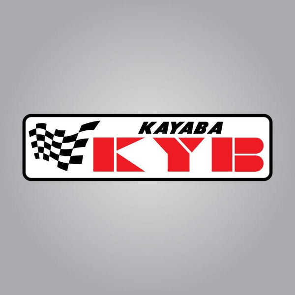 KYB Suspension Decal