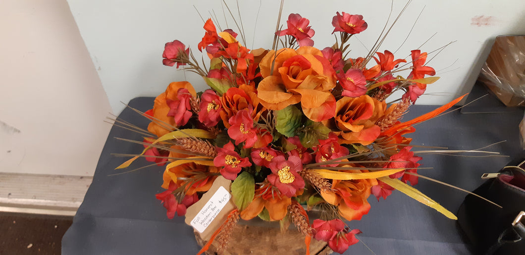 Harvest Autumn floral Decor