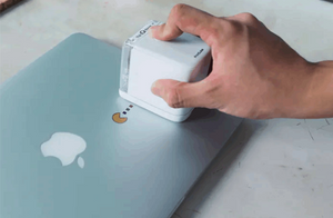 Trivia™ THE WORLD'S SMALLEST PORTABLE PRINTER