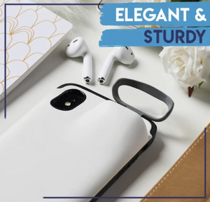 (Last 2 Days Promotion - 65% OFF) 2 in 1 AirPods IPhone Case