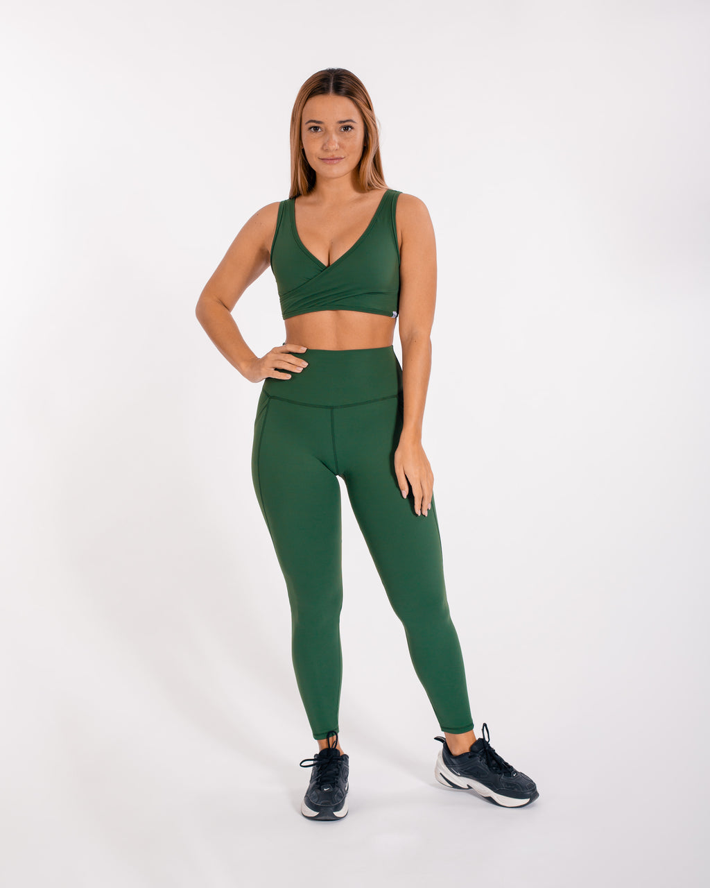 Devi Leggings - Army