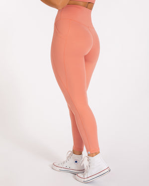 Devi Leggings - Blush