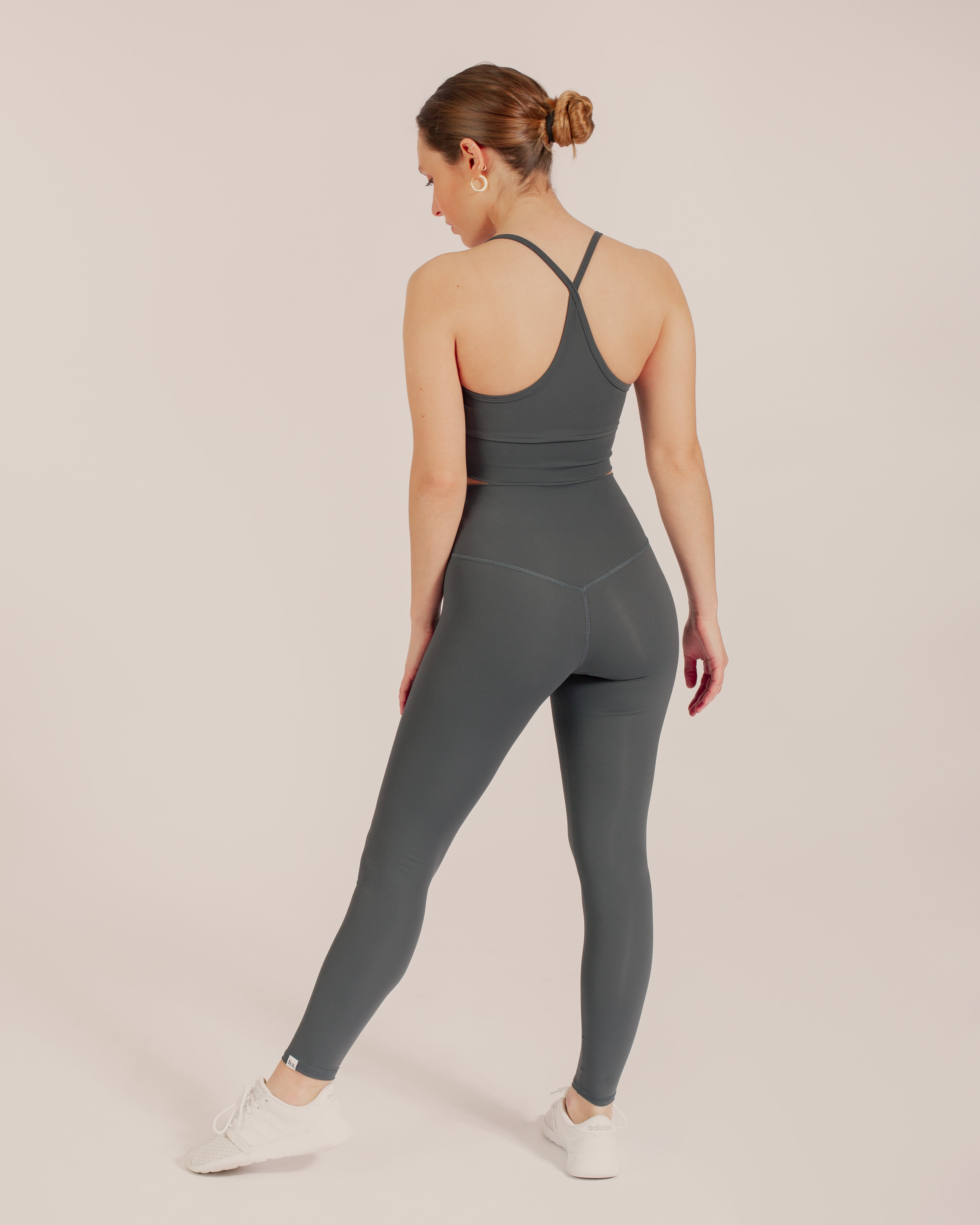 Venus Leggings - Space Grey