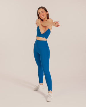 Venus Leggings - Cosmos Blue