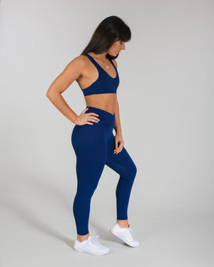 Asana Leggings - Royal Blue