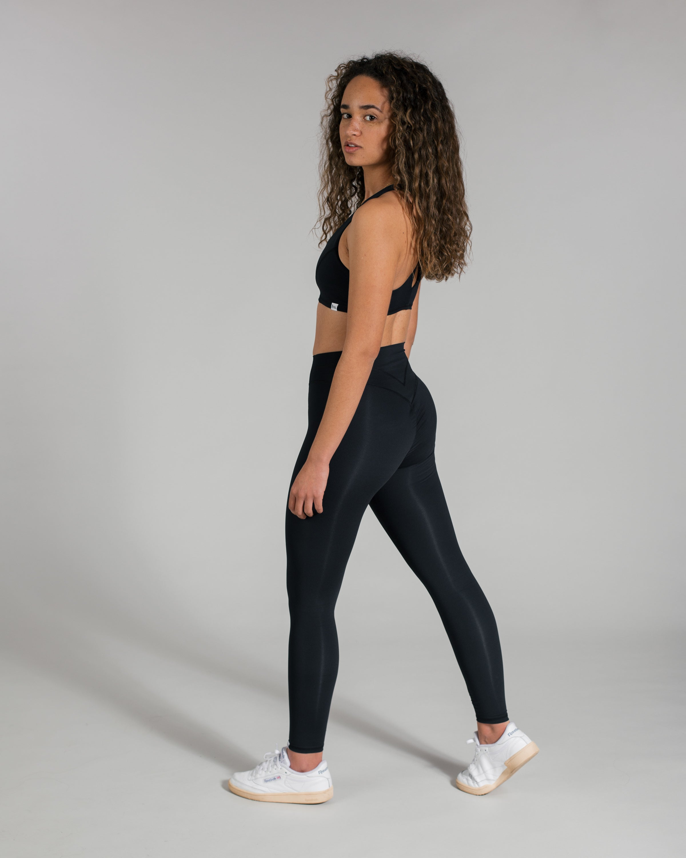 Flex Leggings - Preto Infinito