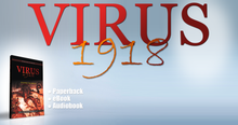 Load image into Gallery viewer, VIRUS 1918 - Paperback