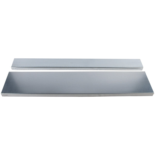 ERREX Regal Metalltablar glatt
