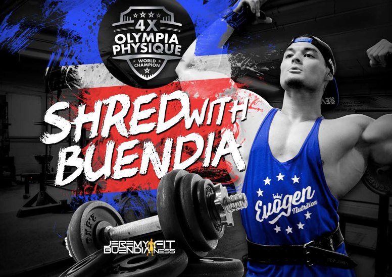 Shred with Buendia