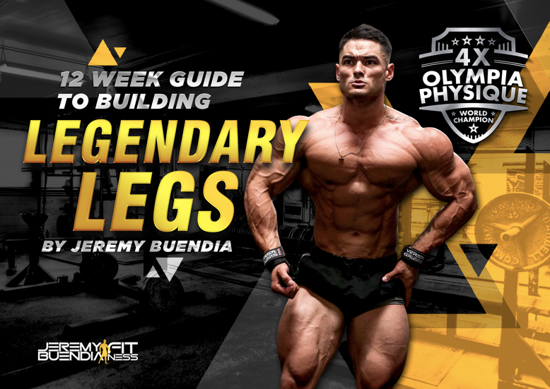 Building Legendary Legs