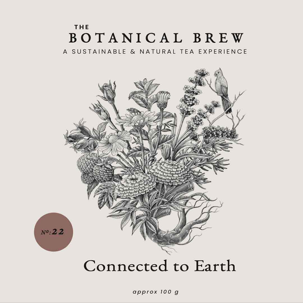 Herbal tea - No.22 Connected to Earth