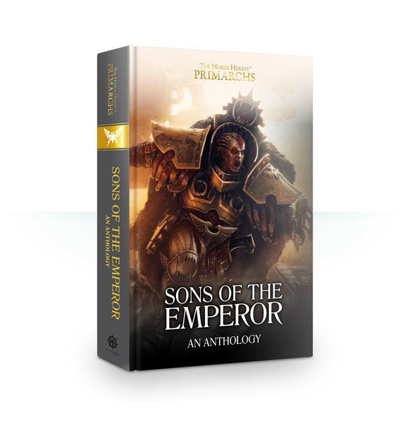 Primarchs: Sons Of The Emperor (5026434449545)