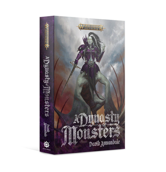A Dynasty Of Monsters (Hb) Age of Sigmar Games Workshop