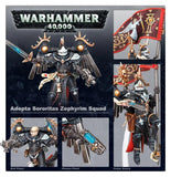 Adepta Sororitas Seraphim Squad Warhammer 40000 Games Workshop  (5026427306121)