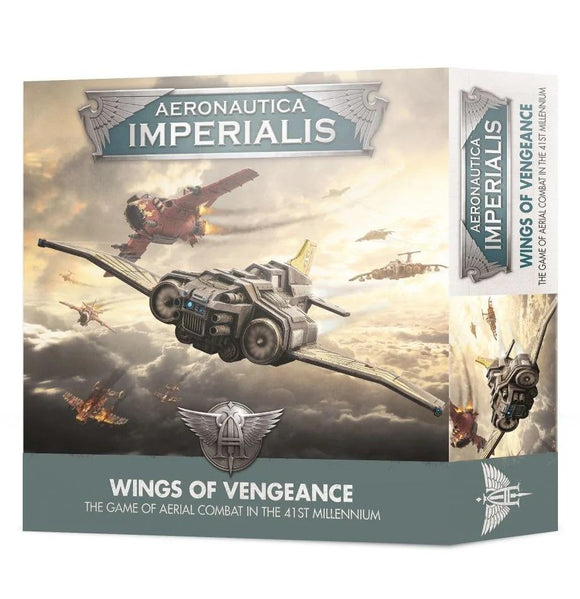 Aeronautica Imperialis: Wings Of Vengeance Generic Games Workshop  (5026458370185)