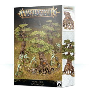 Age Of Sigmar: Awakened Wyldwood Warhammer Games Workshop  (5026696167561)