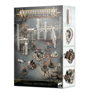 Age Of Sigmar: Azyrite Shattered Plaza Warhammer Games Workshop  (5026699083913)