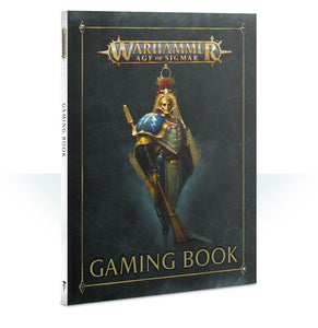 Age Of Sigmar: Gaming Book Warhammer Games Workshop  (5026700558473)