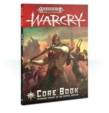 Age Of Sigmar: Warcry Core Book Warhammer Games Workshop  (5026700427401)