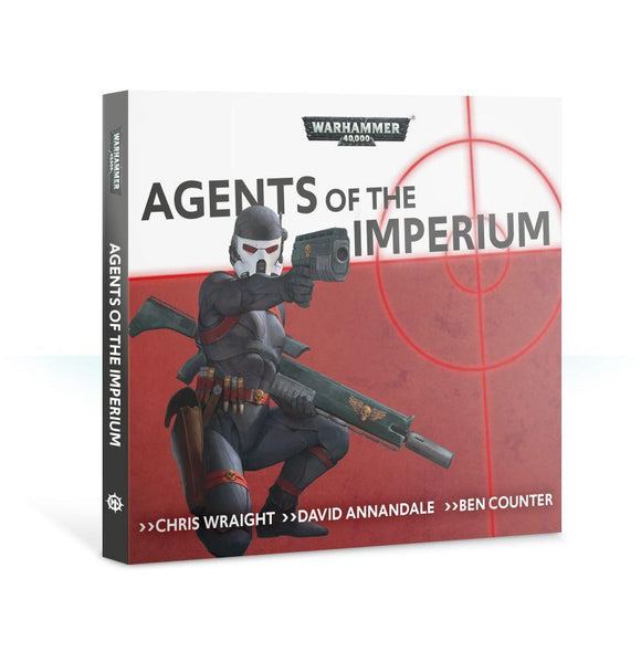 Agents Of The Imperium Audiobook Warhammer 40000 Games Workshop  (5026459713673)
