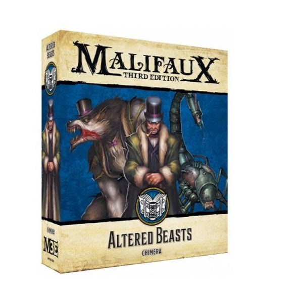 Altered Beasts M3E Wyrd  (5026732408969)