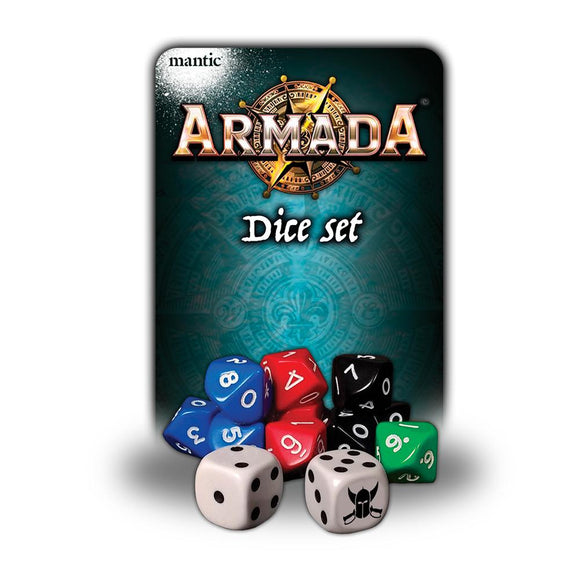 Armada Extra Dice set Armada Mantic Games