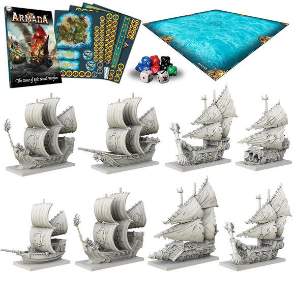 Armada Two Player Starter Set Armada Mantic Games