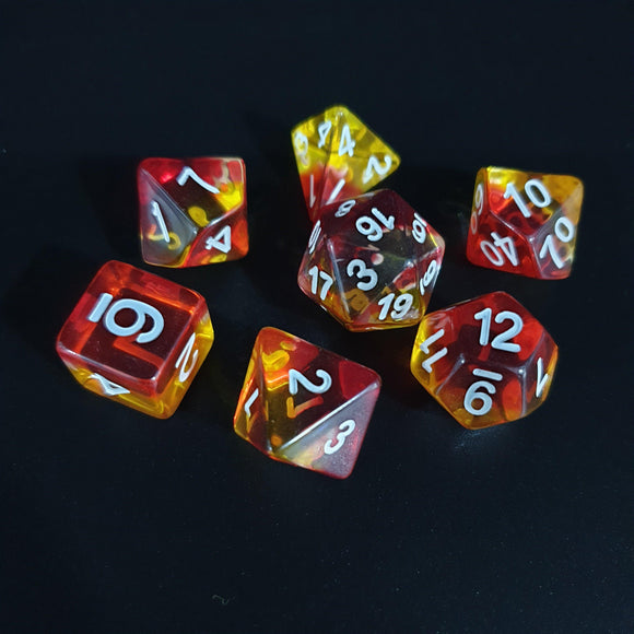 Assorted D&D Dice Packs dicepack hddice  (5026725036169)