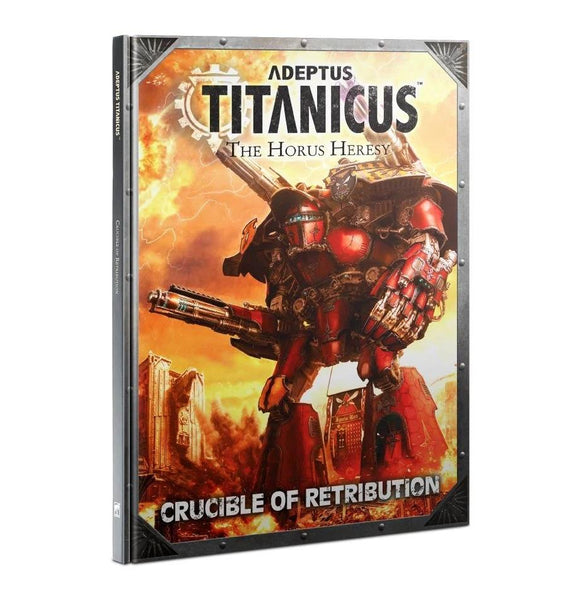 A/T: Crucible Of Retribution Adeptus Titanicus Games Workshop