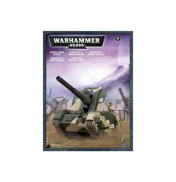 Basilisk Warhammer 40000 Games Workshop  (5026426355849)