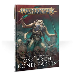 Battletome: Ossiarch Bonereapers Warhammer Games Workshop  (5026471444617)