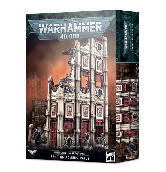 Battlezone Manufactorum: Sanctum Administratus 40K Generic Games Workshop